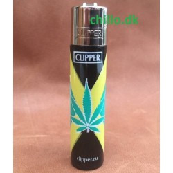 Clipper lighter - Hampblad grøn 1 stk.