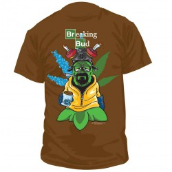 Breaking Bud - T-shirt