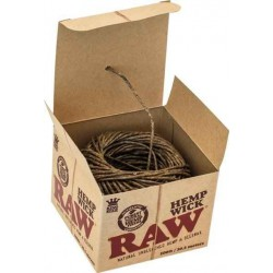 RAW Hemp Wick Ball 30.5 Meter
