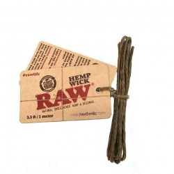 RAW Hemp Wick 1 Meter