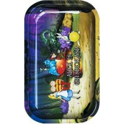 Alice In Grinderland - Table - Large Rolling Tray