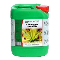 Autoflower Super MIX - Bio Nova - 5 liter