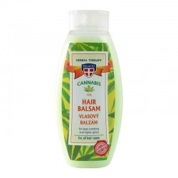 CANNABIS Hair Balsam 500ml - PALICIO Herbal Cosmetics