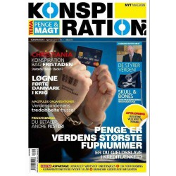 Konspiration No.2 - Magasin