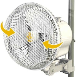 MFO20 Monkey Fan 20w Oscillating (Drejefunktion) - Secret Jardin