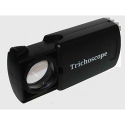 Trichoscope - LED Mikroskop