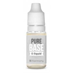 Pure Base (100mg CBD 10mg/ml) - E-Liquid - Harmony - 10ml