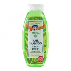 CANNABIS Hår Shampoo 500ml - PALACIO Herbal Cosmetics