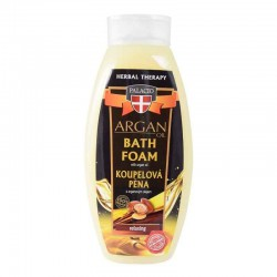 ARGAN OIL Bath Foam (Kremet Skumbad med 100% Økologisk ARGAN Olie) 500ml - PALACIO Herbal Cosmetics