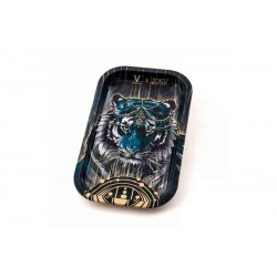 Tiger - Rolling Tray - Stor 27x16 cm