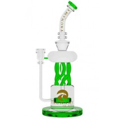 Twist Showerhead Recycler Green - TSUNAMI