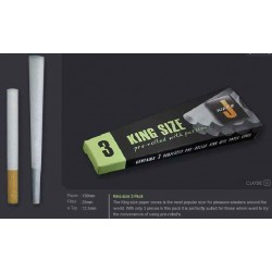 J-WARE Cones King Size 3 plus 1 stk.