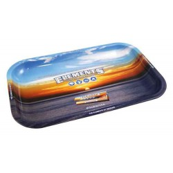 Elements Metal Rolling Tray - Lille 27,5 x 17,5 cm