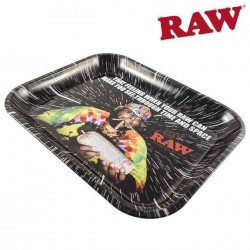 RAW Oops Metal Rolling Tray - Large 34 x 27,5 cm