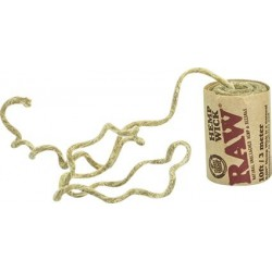 RAW Hemp Wick 3 Meter