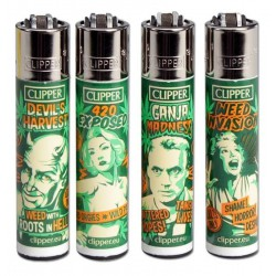 Clipper Lighter Reefer Madness - 1 stk.