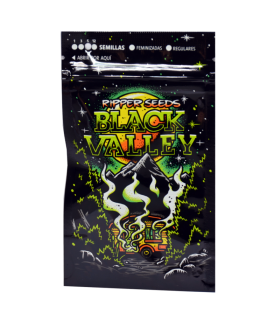 Black Valley (Pure Indica) - Ripper Seeds - Feminiseret Cannabisfrø.