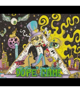 Dope Game - Canvas Print -...