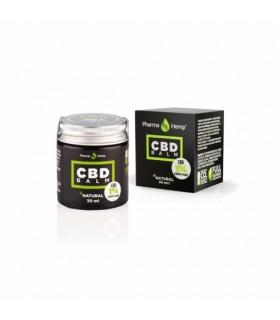 1% CBD Balm 30ml - Pharma Hemp