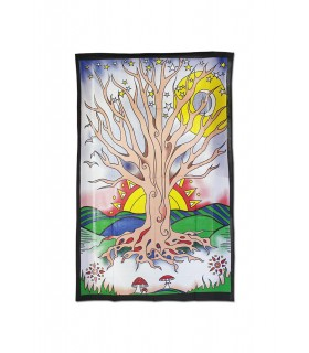 Vægbanner - 'Tree Of Life'...