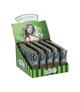 420 girl Lighter - Smokers Choice
