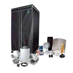 Komplet-set HomeBox S Jord, inkl. Ventilation kit160 Eco