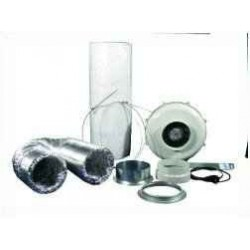 800 Eco Ventilation kit Prima klima, 2 spped