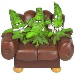 Cannabuds stash chair ashtray