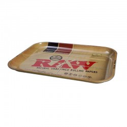 RAW Metal Rolling Tray - Xxl 50,5 x 28,5 cm