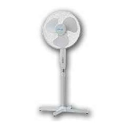Hurricane 40 cm Stand Fan - Gulv ventilation