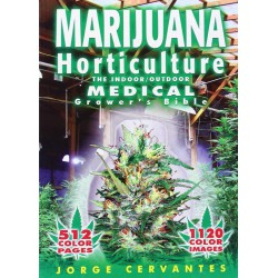 Marijuana Horticulture, Jorge Cervantes (English Edition)