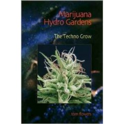 Marijuana Hydro Gardens, English Edition