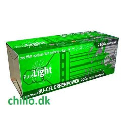 125 W CFL Dual - Pure Light 2700-6400K