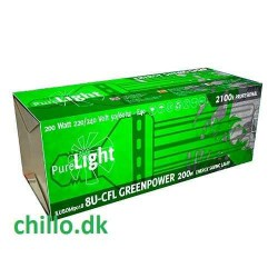 200 W CFL Dual - Pure Light 2700-6400K