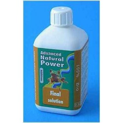 500 ml Final Solution - Advanced Hydroponics Natural Power