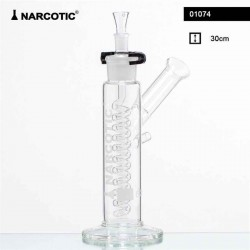 Narcotic Glas bong H:30cm x65mm