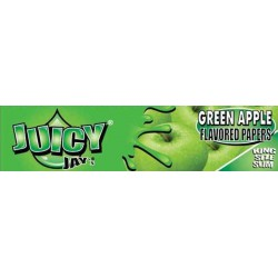 Apple Juicy Jay's - King Size med smag