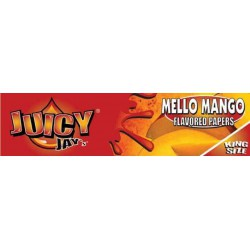 Mello Mango Juicy Jay's - King Size Slim Paper med smag