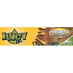 Pineapple Juicy Jay's - King Size Slim Paper med smag