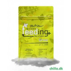 Green House Powder Feeding - Grow / Motherplants - 1 kg.