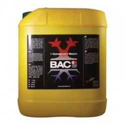 Bloom Soil Nutrition (Jord) - BAC - 1 Komponent - 1, 5 & 10 liter