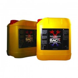 Bloom Hydro Nutrition (A&B) - BAC - 2 Komponent - 1, 5 & 10 liter