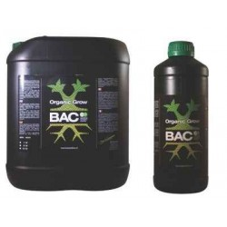 Organic Growth Nutrition - BAC - 1 & 5 liter