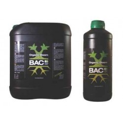 Organic Bloom Nutrition - BAC - 1 & 5 liter