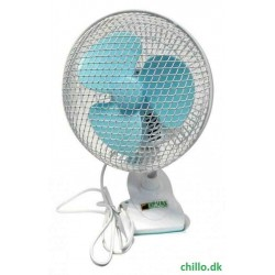 Roterende Clip Fan Ø18 Pure Factory - 20 W - 2 speed