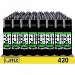 Clipper lighter - Stoned 1 stk.
